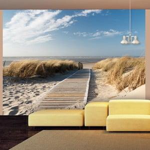 Veľkoformátová tapeta Bimago North Sea beach, Langeoog, 400×309cm