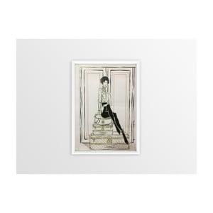 Obraz Piacenza Art Chanel Suitcases, 30×20 cm