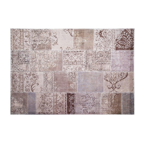 Vlnený koberec Allmode Grey, 200x140 cm