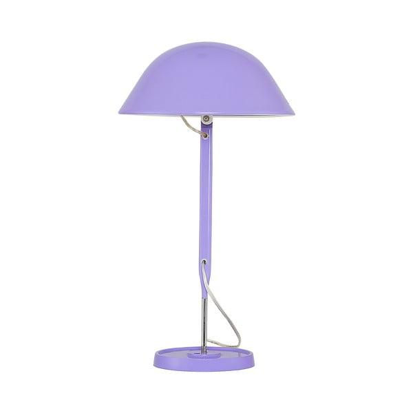 Stolová lampa Newz, fialová
