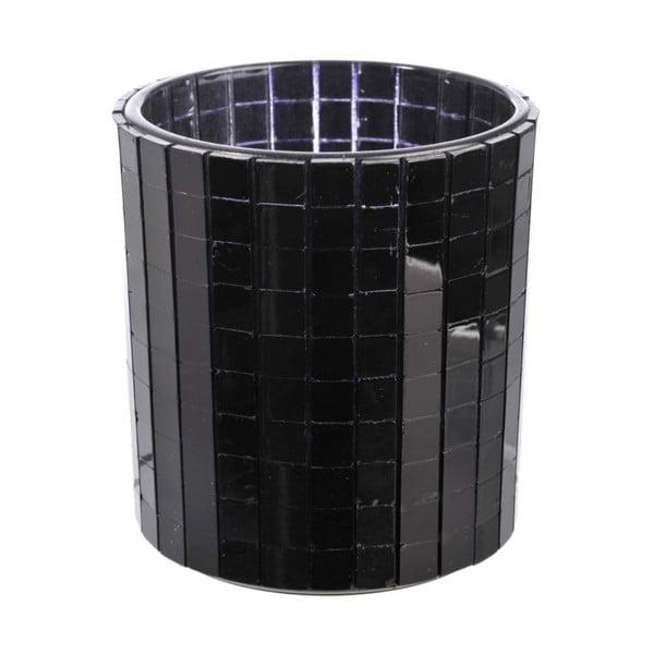 Svietnik Mirror Black, 7,2x8cm