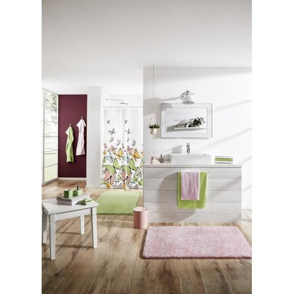 Ružová toaletná kefa Klein Wolke Cubic