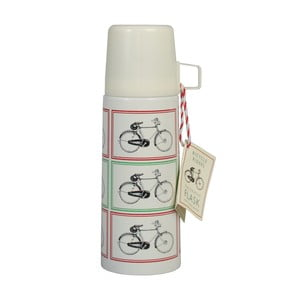 Termoska so šálkou Rex London Bicycle, 350 ml