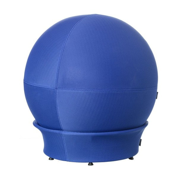 Sedacia lopta Frozen Ball Dazzling Blue, 65 cm