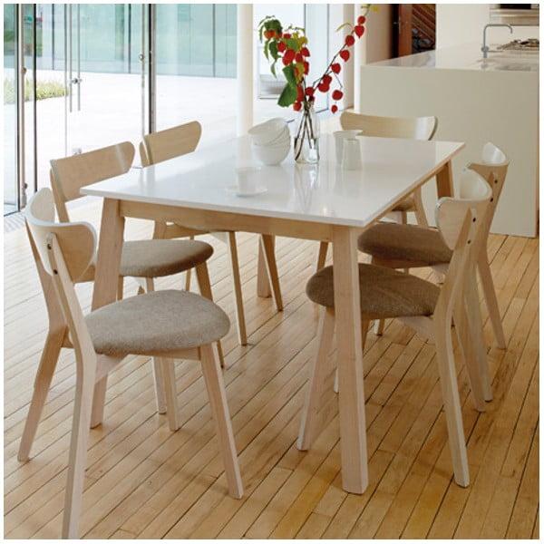 Rozkladací jedálenský stôl Narvik