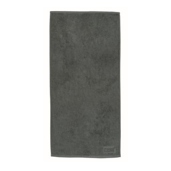 Sivý uterák Kela Ladessa, 50x100 cm