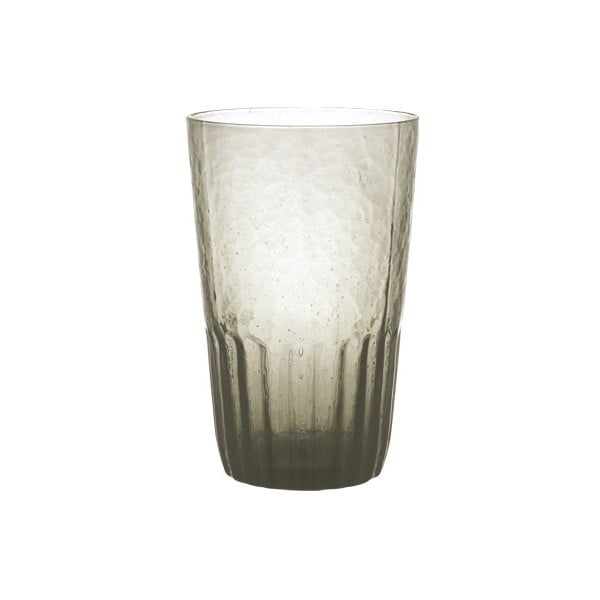 Sivý pohár Kinto Gray, 420 ml
