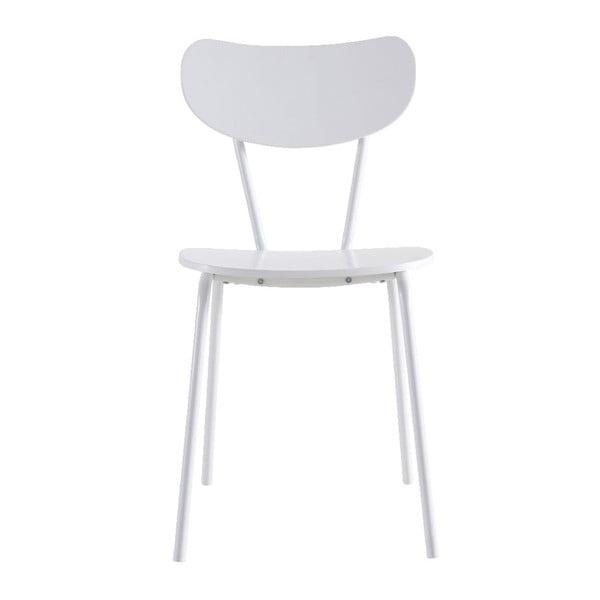 Stolička Model White