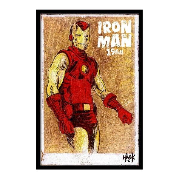 Plagát Iron Man 1964, 35x30 cm