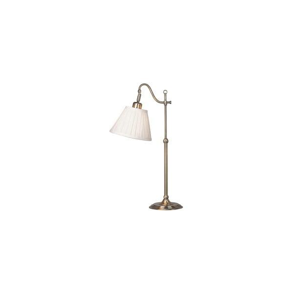 Stolová lampa Markslöjd Charleston, béžová