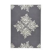 Sivo-biely koberec Schöngeist & Petersen Gloria Blossom, 120 x 170 cm