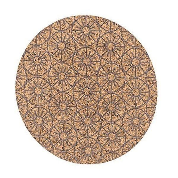 Korkové prestieranie Bloomingville Cécile, ⌀ 10 cm