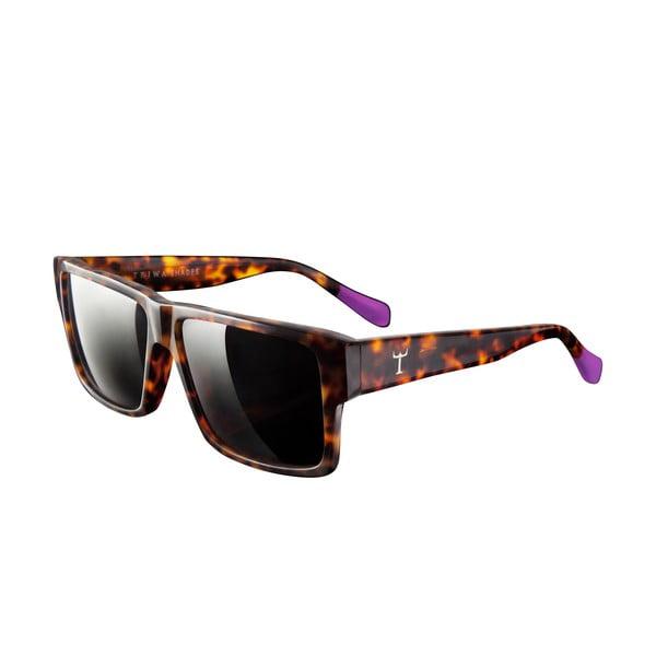 Unisex slnečné okuliare skorytnačinovým rámom Triwa Turtle Drexel