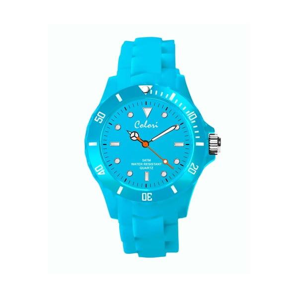 Hodinky Colori 36 White Blue
