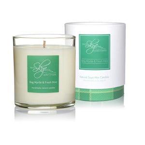 Sviečka s vôňou myrice, mäty, gáfru a borievky Skye Candles Tumbler, dĺžka horenia 45 hodín