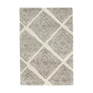 Krémovosivý koberec Mint Rugs Allure Grey Creme, 160 × 230 cm