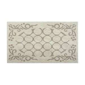 Bavlnený koberec Mirao 120x180 cm, krémový
