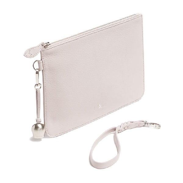 Listová kabelka Bell & Fox Wristlet Lavender Grey