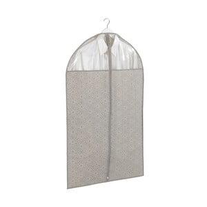 Béžový obal na obleky Wenko Business, 150 x 60 cm