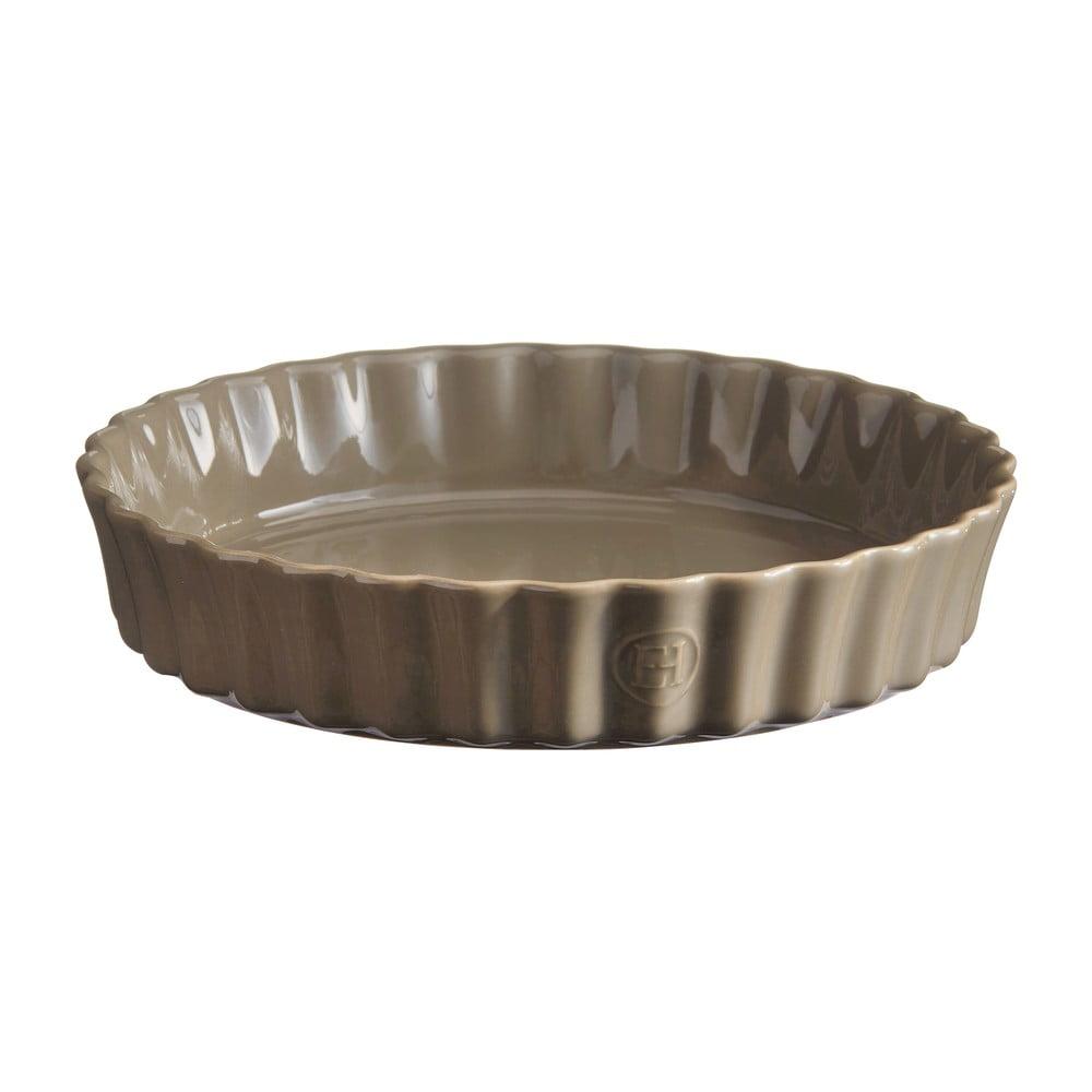 Feniklovosivá koláčová forma Emile Henry, ⌀ 24 cm