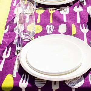 Obrus Chef Morado, 40x135 cm