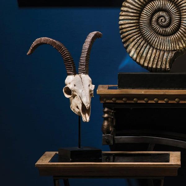 Soška Goat Head, 30 cm