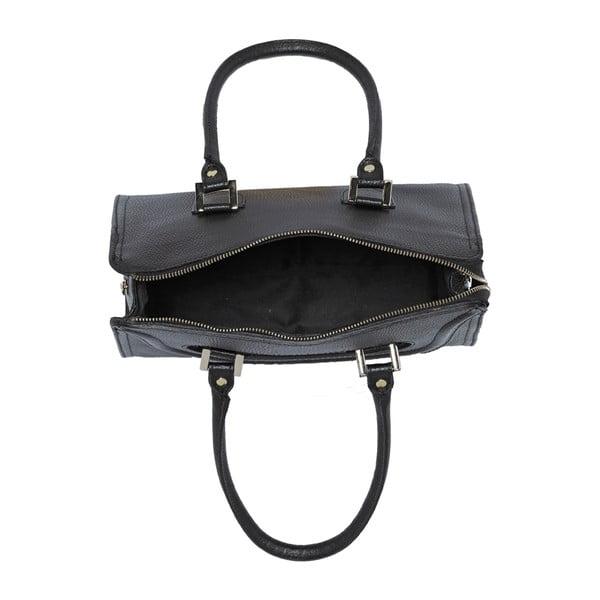 Kožená kabelka Andrea Cardone 946 Black