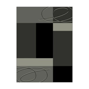 Sivý koberec Hanse Home Prime Pile, 70x140cm