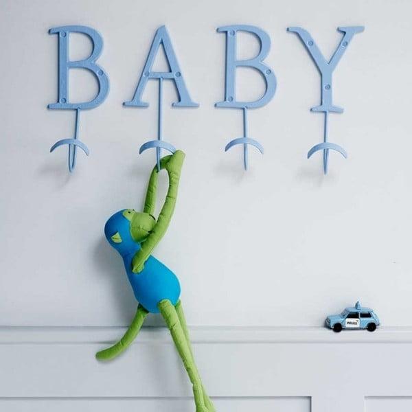 Dekoratívny vešiak Baby Blue
