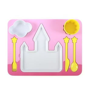 Jedálenská sada Princess Dinner
