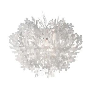 Stropné svetlo Fiorella White, 51 cm