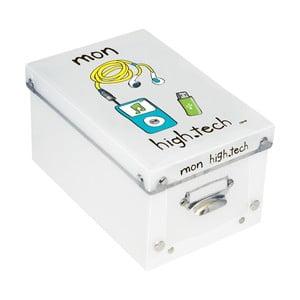 Krabica na elektroniku Incidence Mon high tech