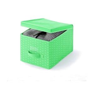 Zelený úložný box Cosatto Natura, 45 x 30 cm