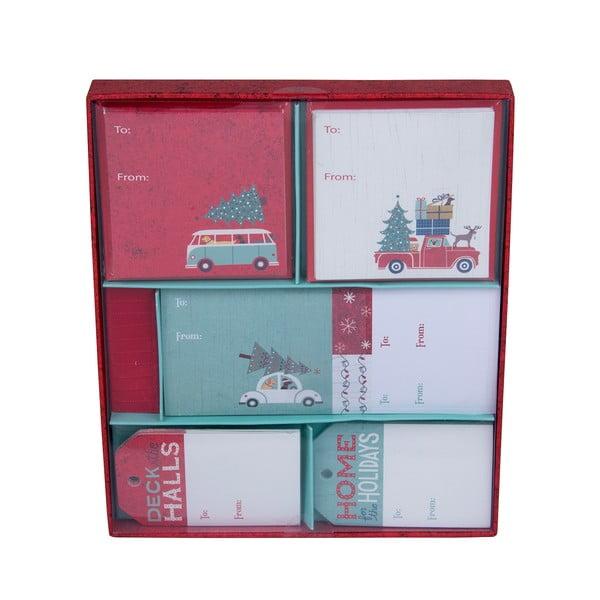 Set vianočných komplimentiek Tri-Coastal Design