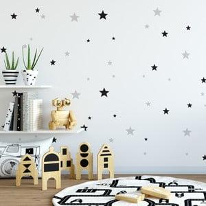 Set nástenných samolepiek Dekornik Stars