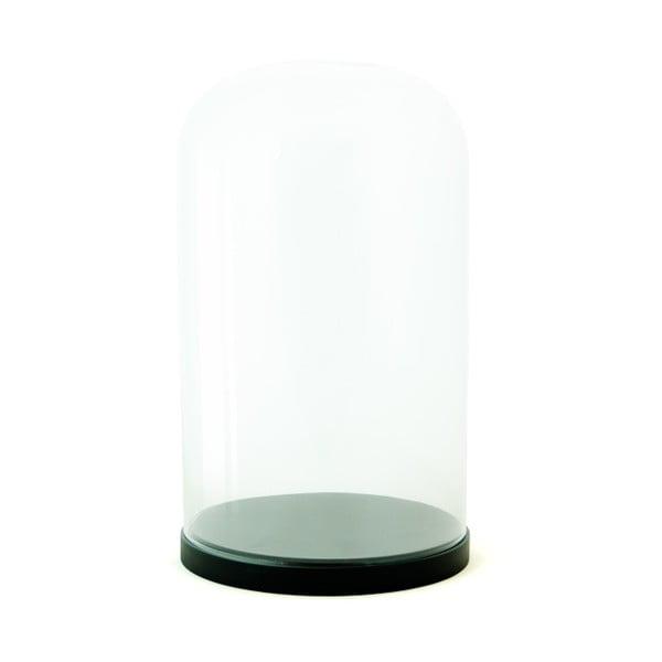 Sklenená vitrínka Wireworks Pleasure Dome Black, 33 cm