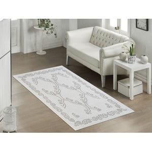 Béžový odolný koberec Vitaus Primrose, 60x90cm