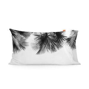 Obliečka na vankúš Blanc Palm Tree, 50x80cm