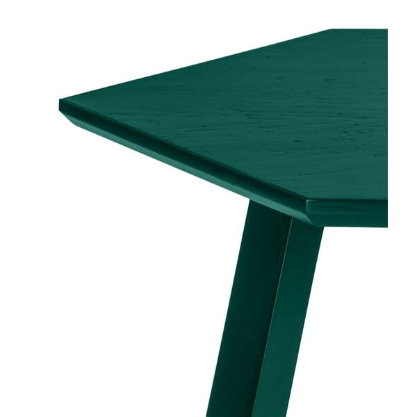 Konferenčný stolík Hexagon Green, 70x37x70 cm