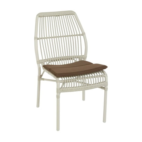 Stolička Alum White, 86x50x63 cm