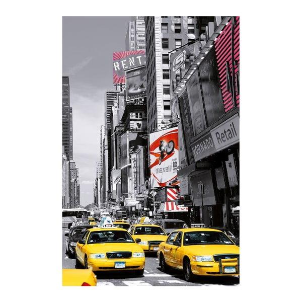 Maxi plagát Times Four Sided, 115x175 cm