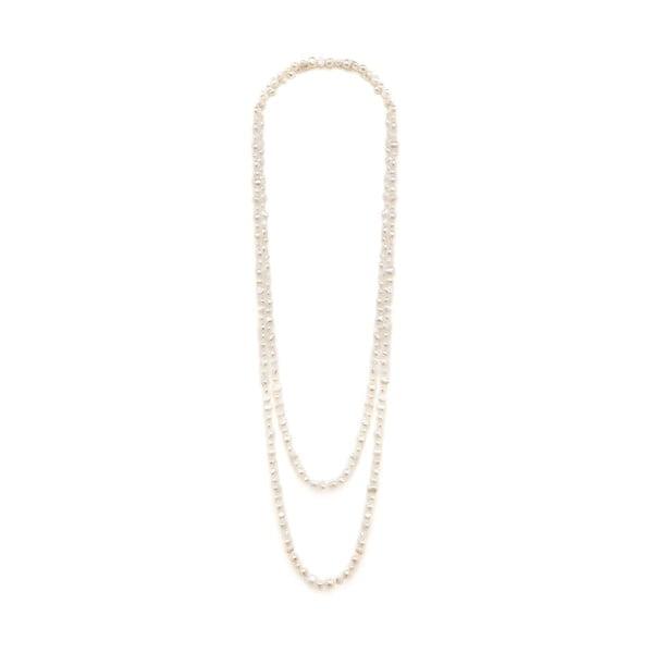 Perlový náhrdelník GemSeller Primula