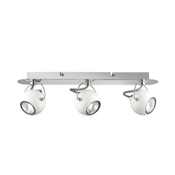 Biele nástenné/stropné svietidlo Evergreen Lights Triple Point