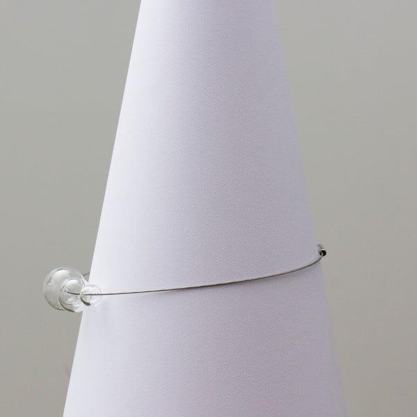 Sklenený náhrdelník ko–ra–leCrystal vol.2