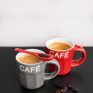 Magnetická popisovacia tabuľa s perom a 4 magnetmi Eurographics Espresso Cups