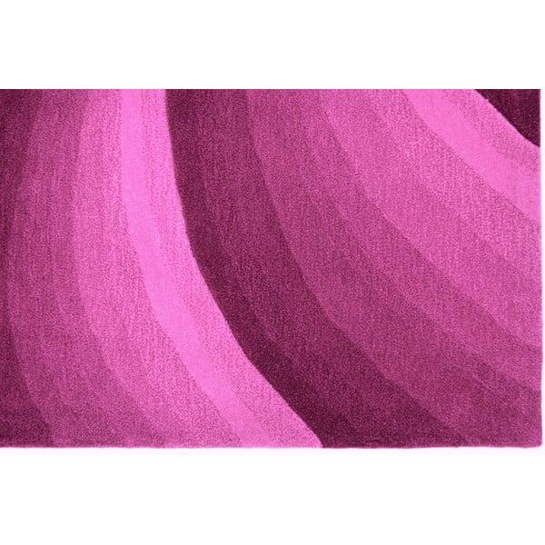 Koberec Casablanca 140x200 cm, růžové odstíny
