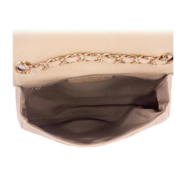 Kožená kabelka Andrea Cardone 2016 Beige