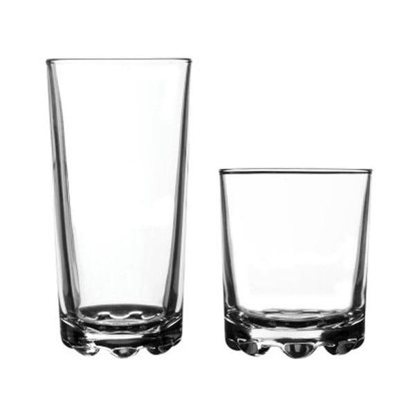 Set 12 pohárov Essential Hobnobs