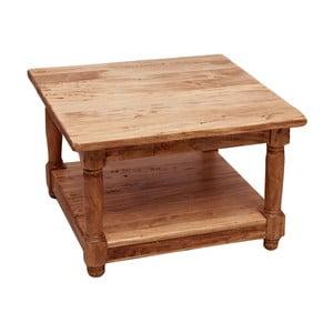 Drevený konferenčný stolík Biscottini Meeta
