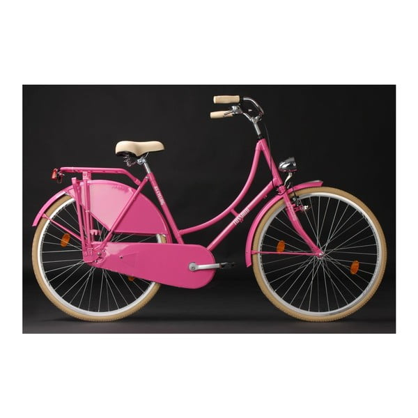 """Bicykel Tussaud Violett Singlespeed 28"""", výška rámu 54 cm"""